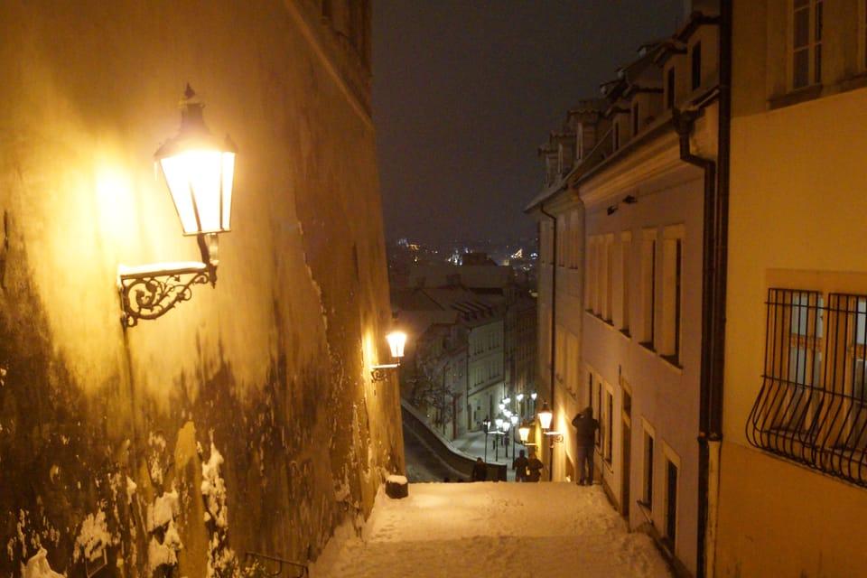 Radnické schody,  foto: archiv Radio Prague International