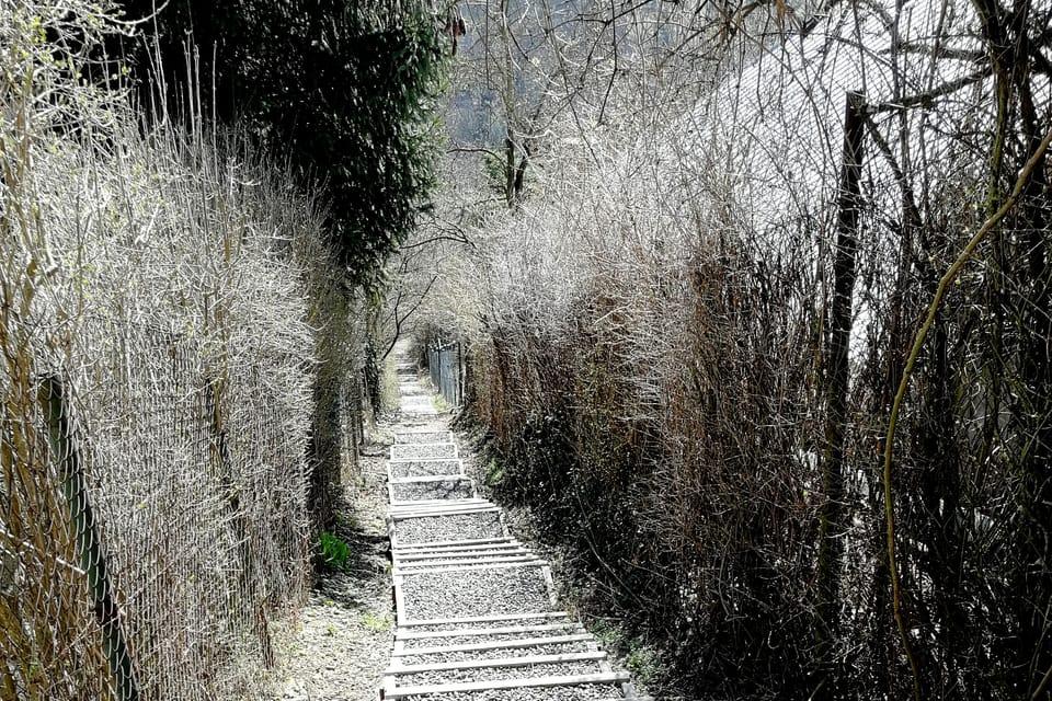 Cesta ze Slivence do Chuchle,  foto: Štěpánka Budková