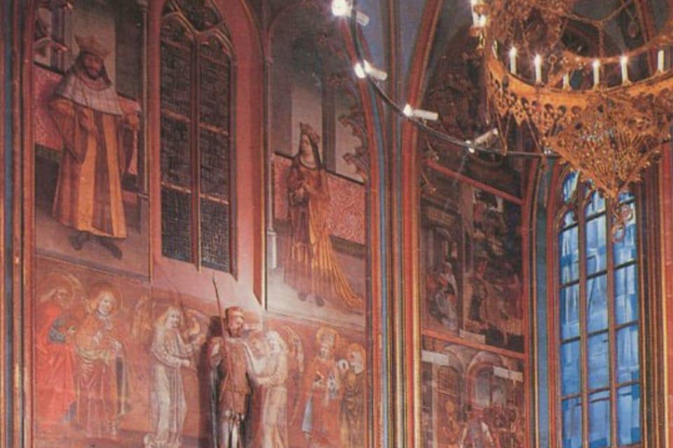 QSL 1995 | Foto: APF Český rozhlas