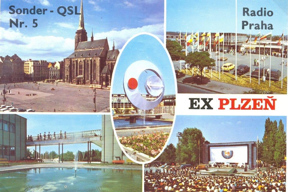QSL 1980 | Foto: APF Český rozhlas