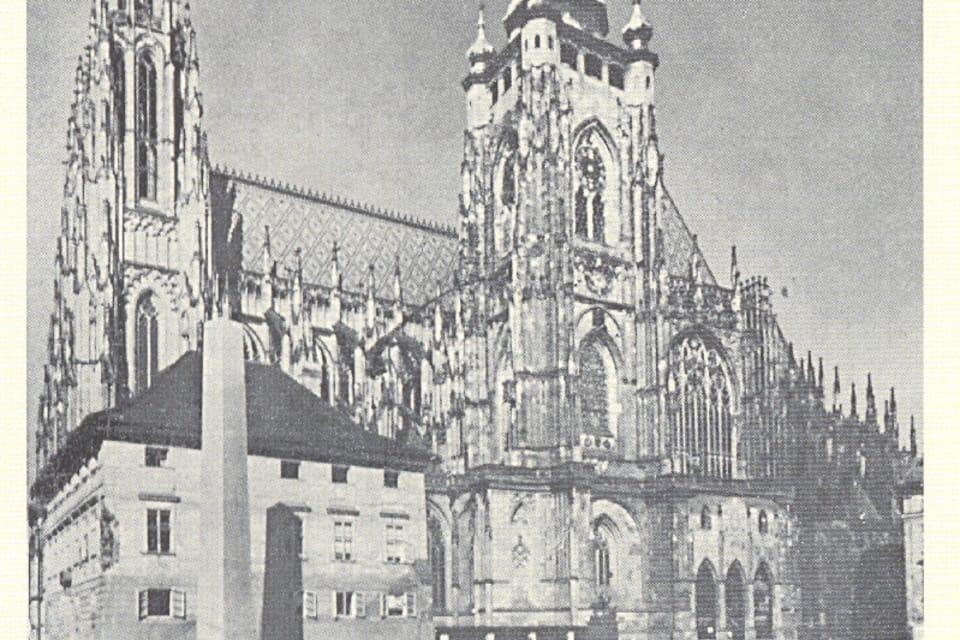 QSL karta 1937 | Foto: APF Český rozhlas