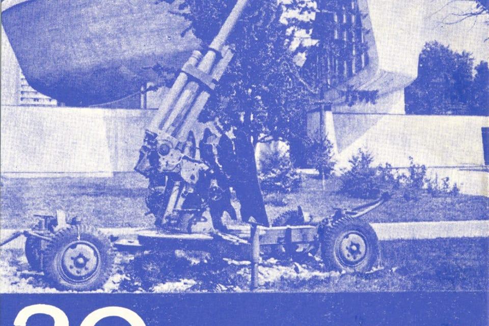 QSL 1974 | Foto: APF Český rozhlas
