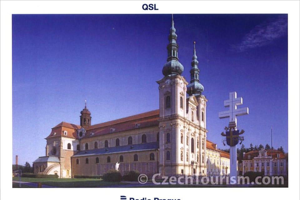 Bazilika Nanebevzetí Panny Marie a sv. Cyrila a Metoděje - Velehrad,  foto: CzechTourism