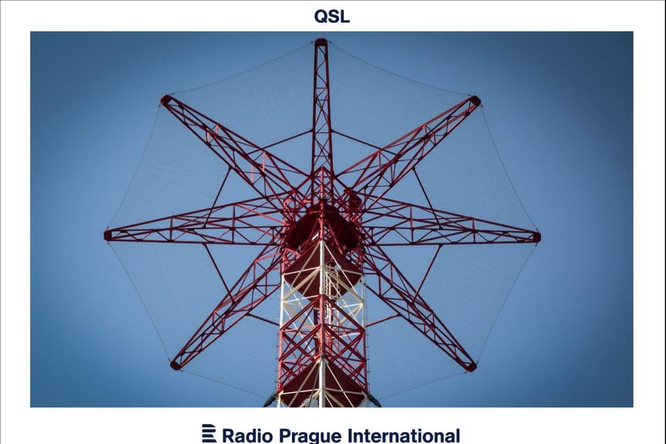 Krákovlnný vysílač Domamil v Moravských Budějovicích,  foto: Andrea Filičková