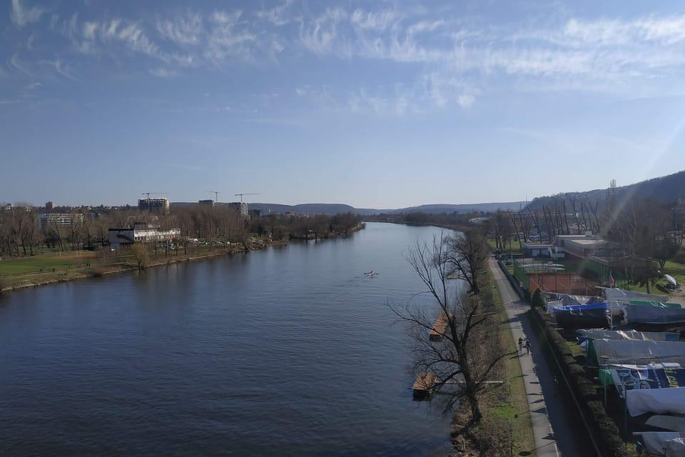 Branický most,  foto: Bohumil Šimčík