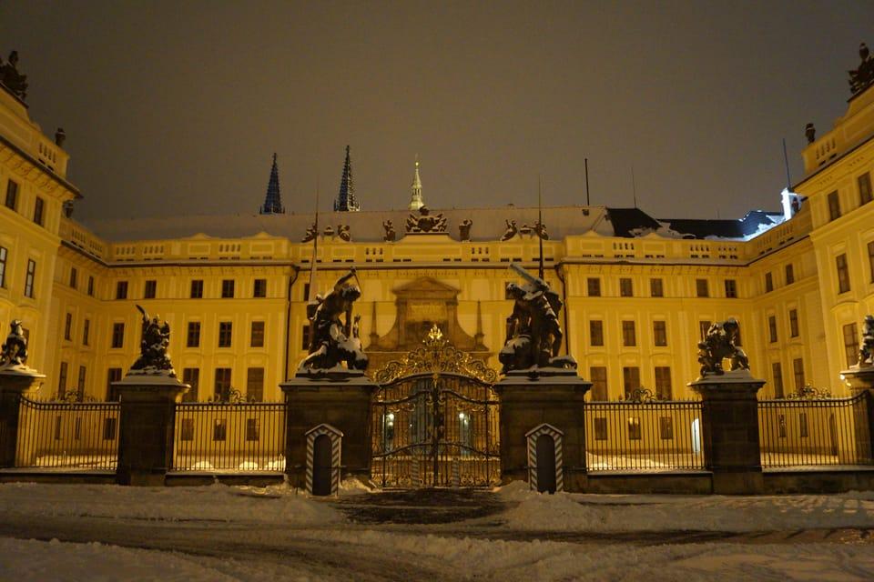 Pražský hrad,  Matyášova brána,  foto: archiv Radio Prague International
