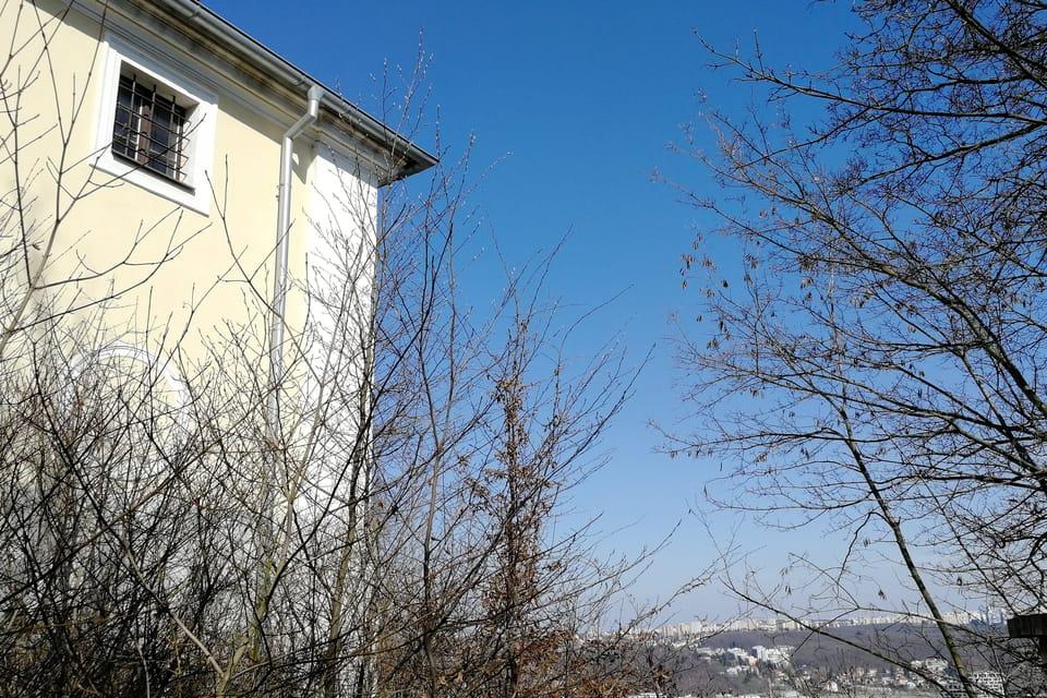 Kostel sv. Jana Nepomuckého,  foto: Štěpánka Budková