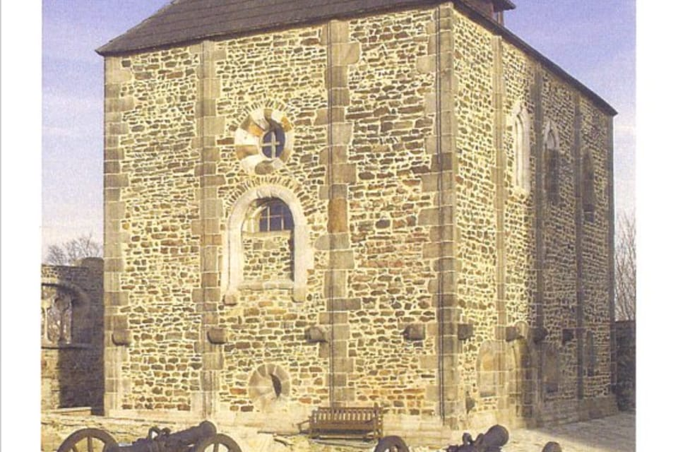 Kaple sv. Martina,  Erharda a Uršuly – Cheb,  foto: CzechTourism