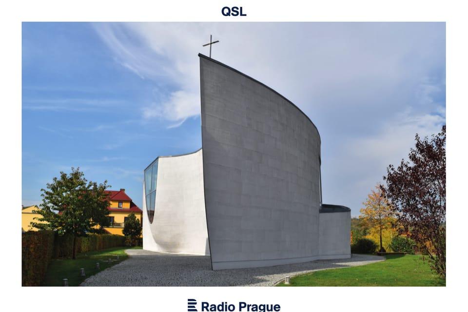 Modlitebna církve bratrské,  Černošice,  2010,  Architekt: Zdeněk Fránek,  foto: Ondřej Tomšů