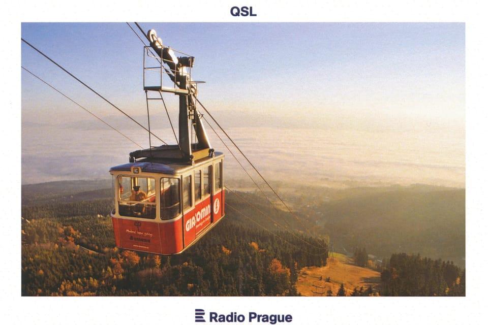 Lanovka na Ještěd,  foto: Milan Drahoňovský,  CzechTourism