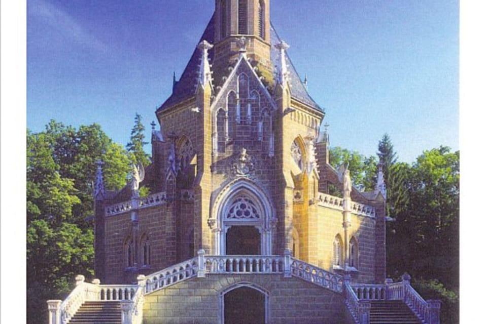 Schwarzenberská hrobka - Domanín u Třeboně,  foto: CzechTourism
