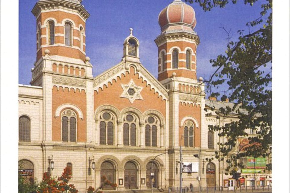 Velká synagoga v Plzni,  foto: CzechTourism