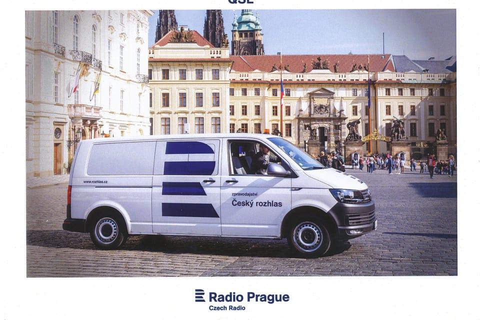 Zpravodajský reportážní vůz,  photo: Khalil Baalbaki
